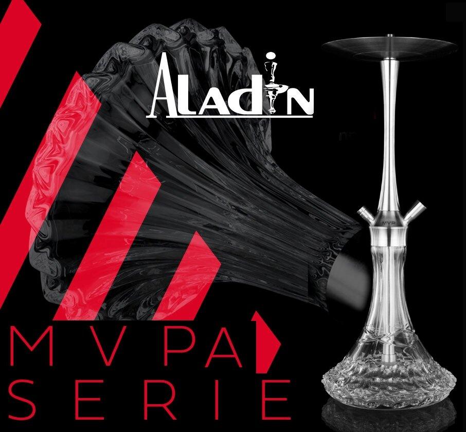 Release der neuen Aladin MVP A55 Shisha - Release der neuen Aladin MVP A55 Shisha