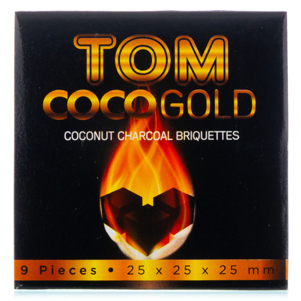 TOM COCO Gold Dispenser