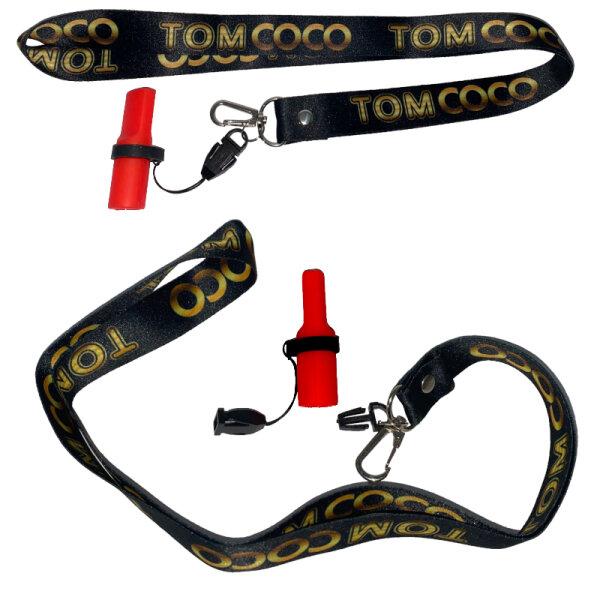 TOM COCO Schlüsselanhänger mit Mundstück