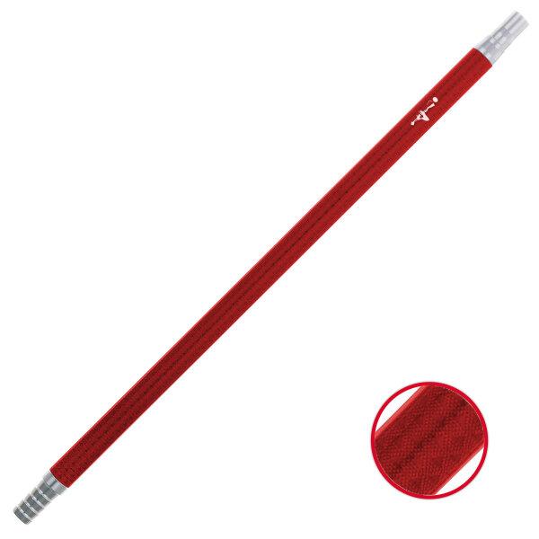 Carbonmundstück - Grid Edition - Rot - 39cm
