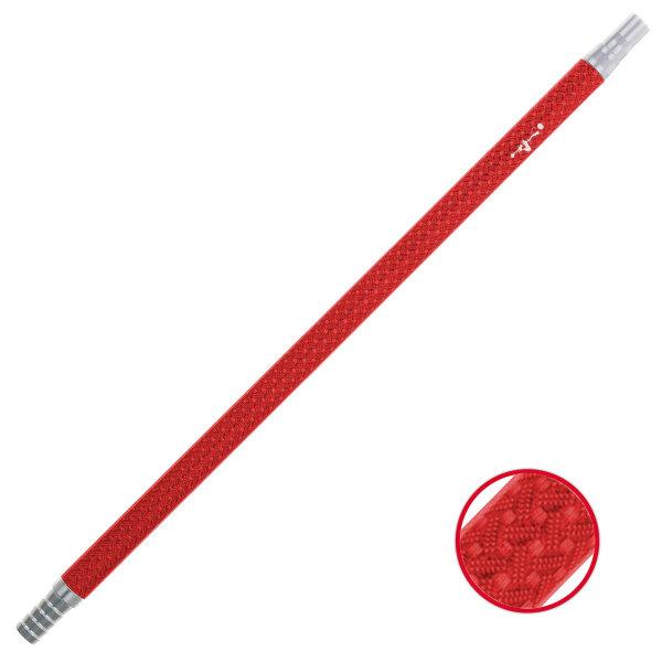 Carbonmundstück - Mesh Edition - Rot - 39cm