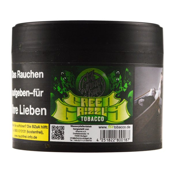 187 Tabak 200g - #008 - Green Grizzly
