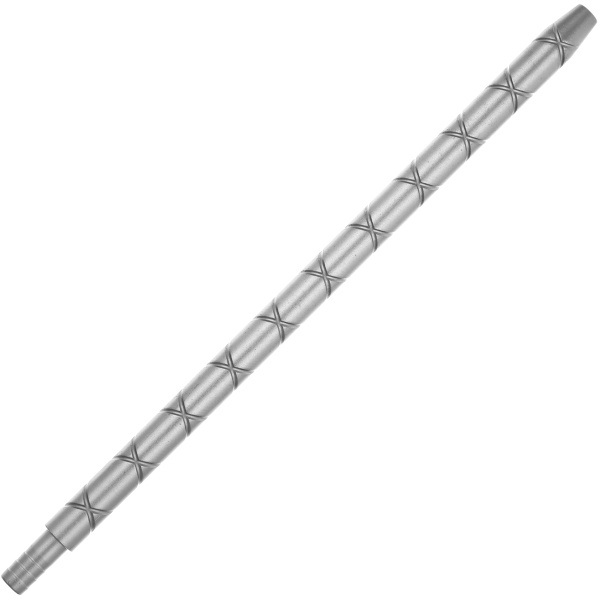 Aladin Mundstück - Loop 37cm - Silber
