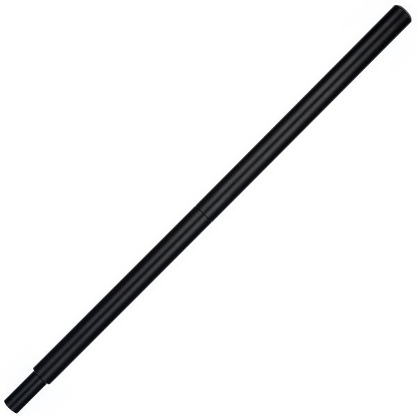 Aladin Mundstück - Screw 38cm - Schwarz