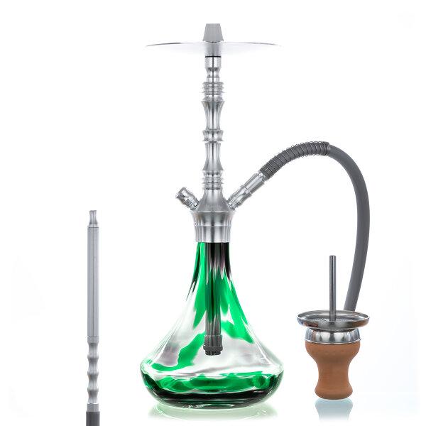 Aladin Shisha Alux - M2 - Grün