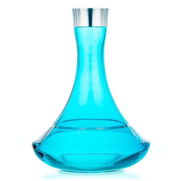 Aladin Shisha MVP 550 Ersatzglas - Turquoise