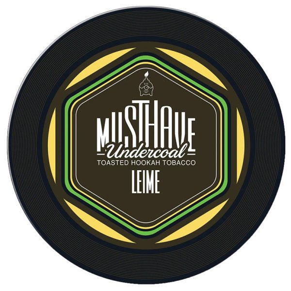 Musthave Tabak 200g - Leime