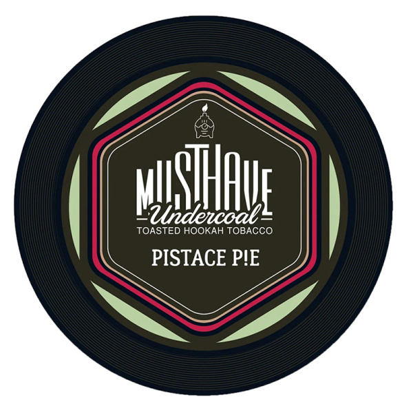 Musthave Tabak 200g - Pistace P!E
