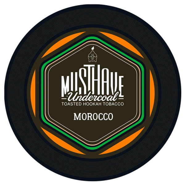 Musthave Tabak 200g - Morocco