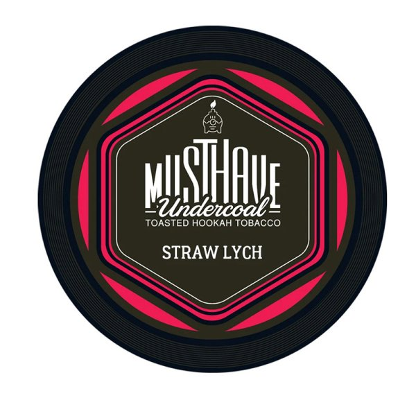 Musthave Tobacco 200g - Straw Lych